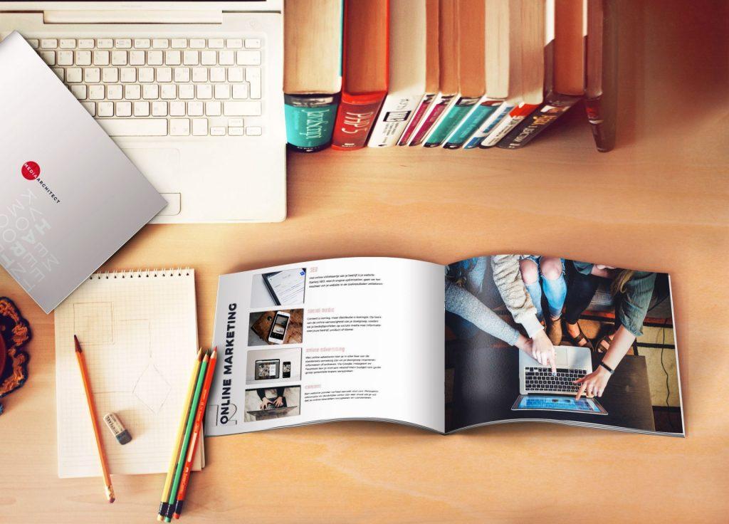 grafisch ontwerp huisstijl media-architect